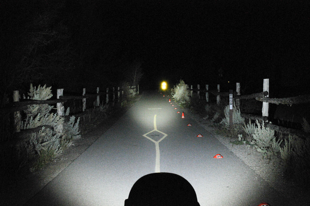 Beam Test Comparison of Headlamps